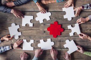 Unternehmenskommunikation, Kommunikation, Teamwork, Teamarbeit, Kommunizieren