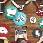Externe Unternehmenskommunikation: Beziehungspflege und Kontaktanbahnung durch geschickte Mediennutzung