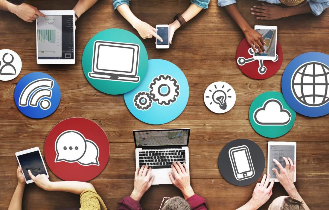 externe Unternehmenskommunikation, Unternehmenskommunikation, Kommunikation, Medien, Neue Medien