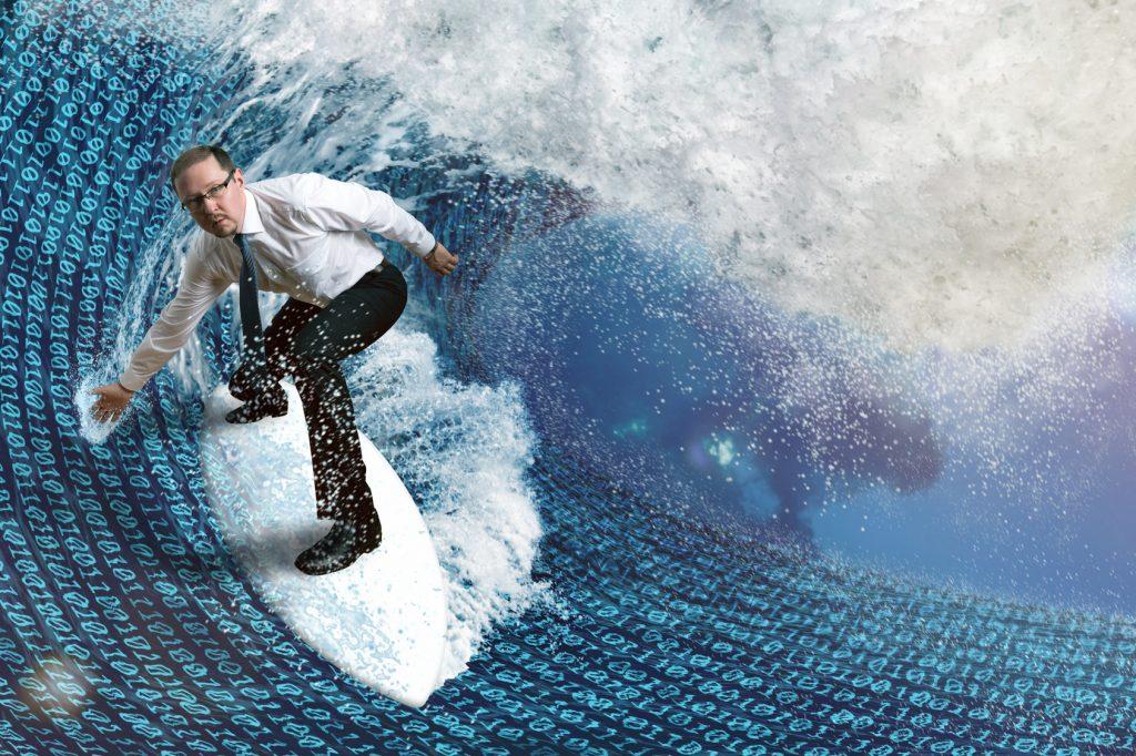 Digitalisierung, Herausforderungen der Digitalisierung, Unternehmen, Daten, Datenschutz, Big Data, Datensicherheit