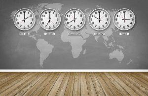 Virtuelle Teams, rund um die Uhr, weltweit, Zusammenarbeit, Teamarbeit