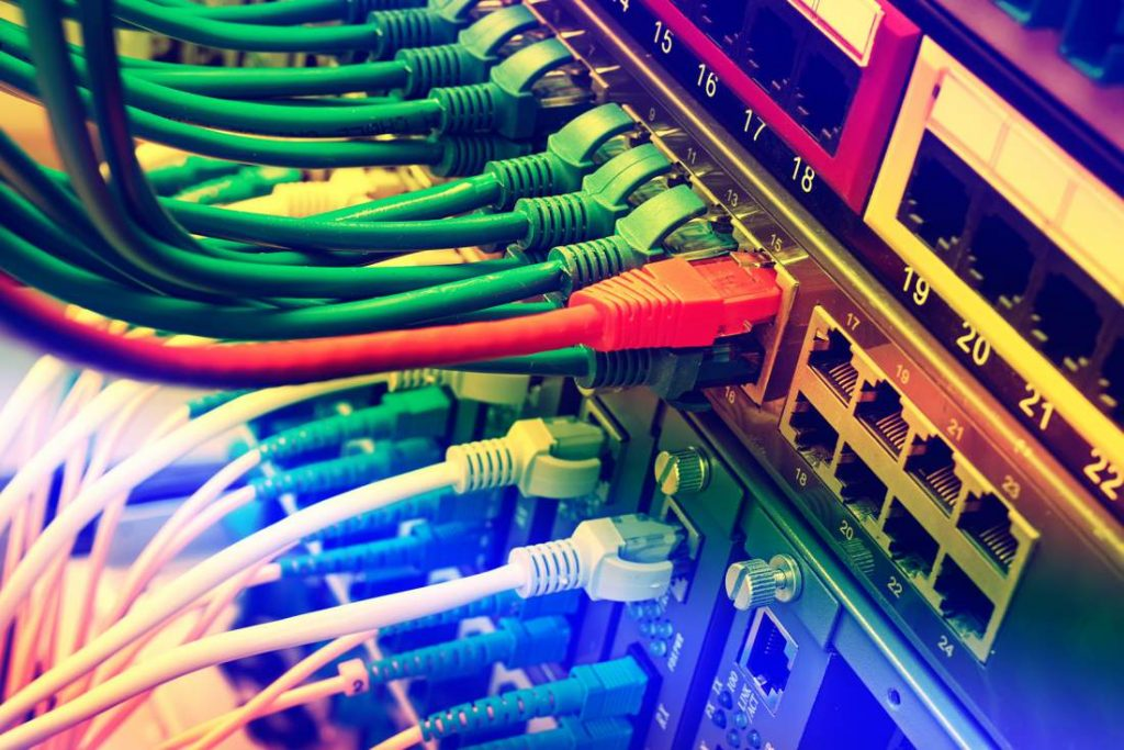 Netzwerkanschlüsse, IP, ISDN, DSL, All-IP, All-IP-Migration, Telekom, T-Systems, Unternehmenskommunikation, Anschlüsse
