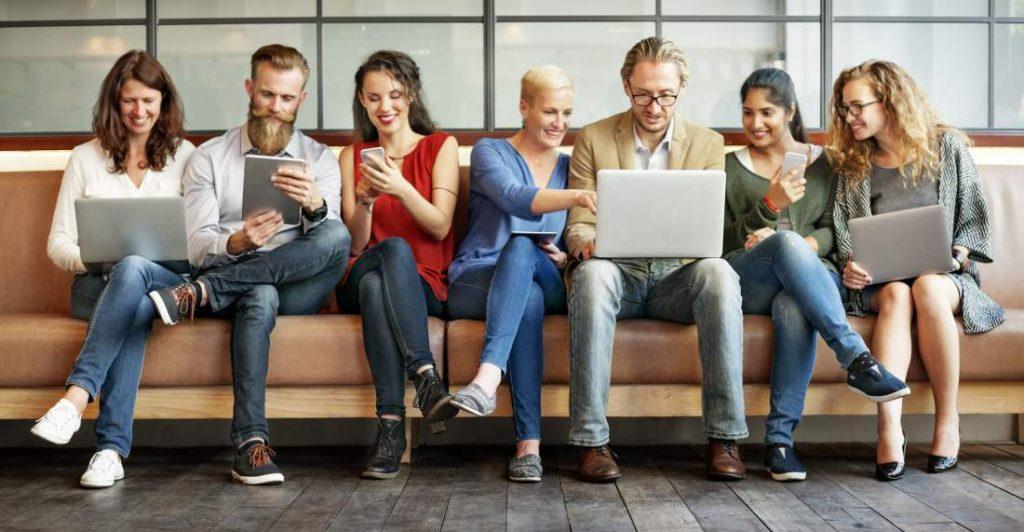 Social Media, Employer Branding, Mitarbeiter, Online