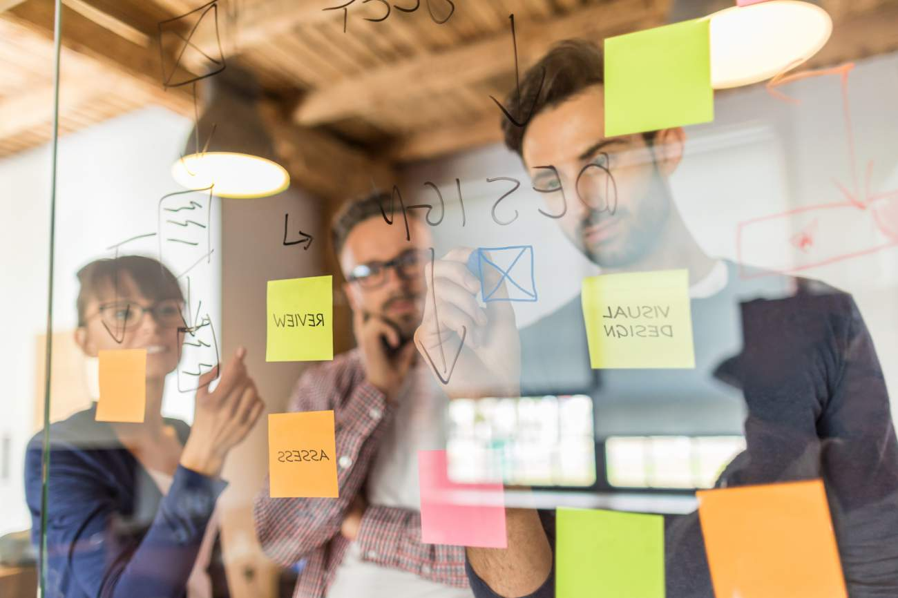 Unternehmenskommunikation, Digitale Transformation, Digitalisierung, Agile Methoden