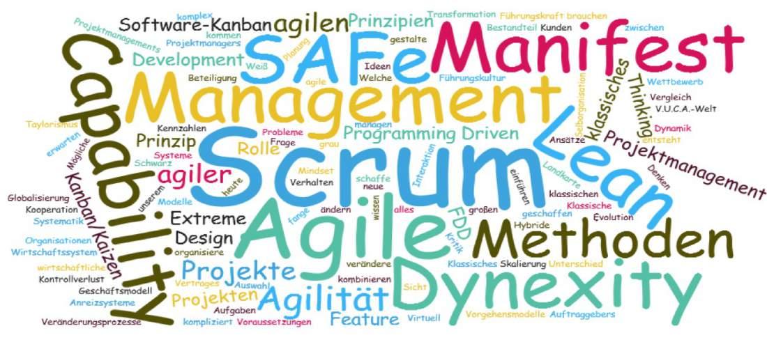 Seminar, Agilität im Projektmanagement, Projektmanagement, TCI GmbH, TCI, RFH Köln, Rheinische Fachhochschule Köln