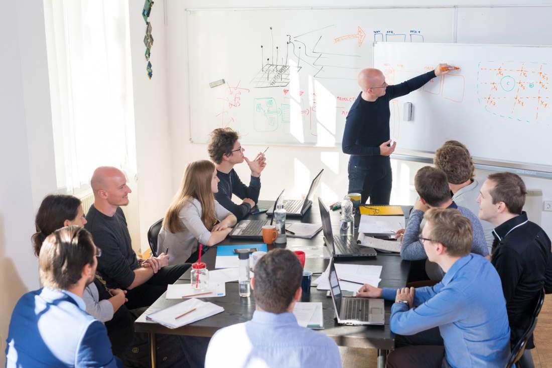 Top-Down-Kommunikation, Transformationsprozess, Business Transformation, Digitale Transformation, Kommunikation