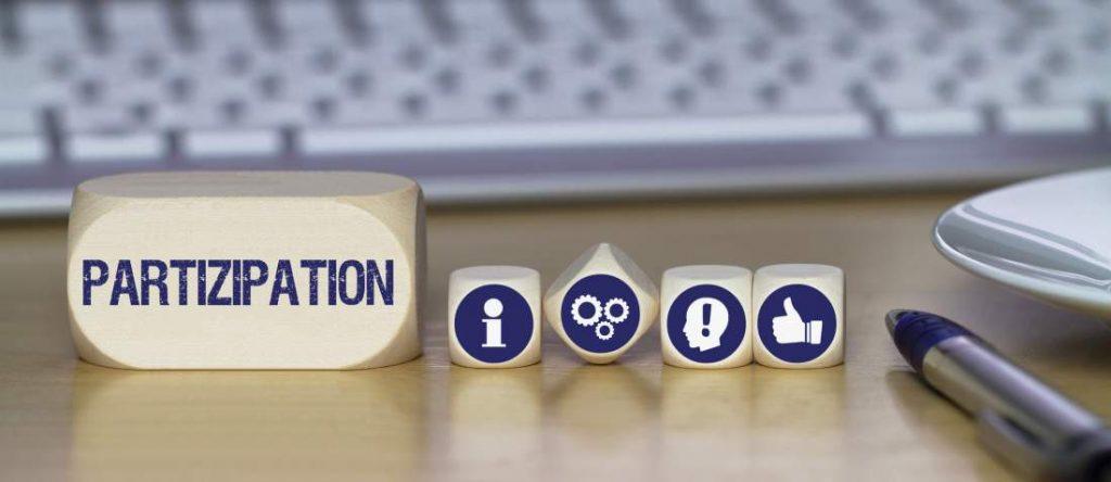 Bottom-Up-Kommunikation, Transformationsprozess, Transformation, Partizipation, Mitarbeiterbeteiligung
