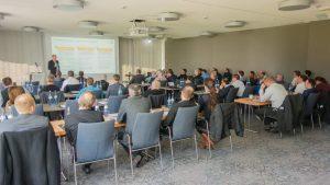 TCI GmbH, TCI-Informationsveranstaltung, Migration nach S/4HANA, SAP S/4HANA, Vorträge, Seminarraum, Teilnehmende, Besucher, Variantenkonfiguration