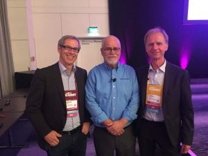 Dean Leffingwell, Scaled Agile, Stefan Vieweg, Werner Siedl, SAFe-Kongress, Scaled Agile Framework, SAFe, Frankfurt am Main, TCI GmbH, Transformation Consulting International GmbH
