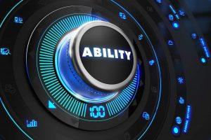 Knopf, Steuerung, Ability, 100 Prozent, Wertschöpfung, business capabilities erwerben, Megatrands meistern, Fähigkeiten im Unternehmen, Herausforderung Produktentwicklung, Engineering