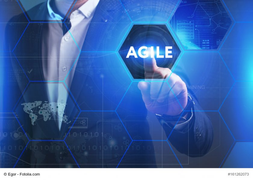agil, agile management, safe, etc, enterprise transformation cycle