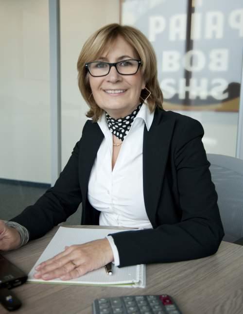 TCI-Partnerin Barbara Wietasch, Expertin für Mitarbeiterführung und Shared LeaderShift
