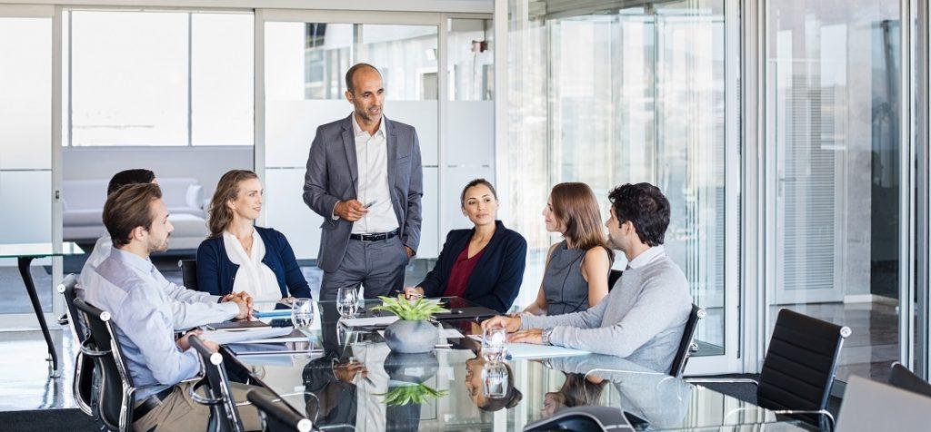 perse-Ansatz, Meeting, Kommunikation, Transformation in KMU, Einbeziehung von Mitarbeitern
